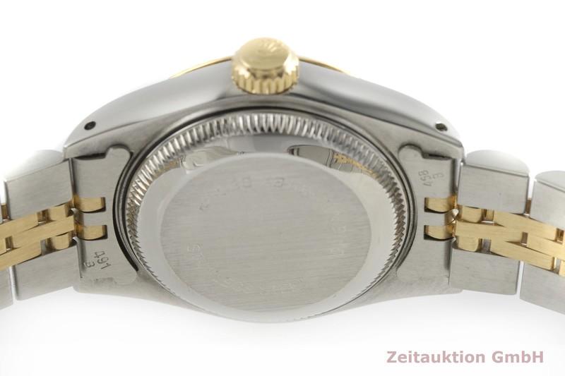 gebrauchte Luxusuhr Rolex Datejust Stahl / Gold Automatik Kal. 2135 Ref. 69173  | 2001972 _0