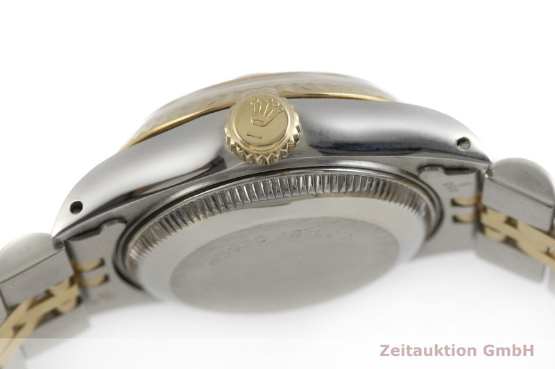 gebrauchte Luxusuhr Rolex Datejust Stahl / Gold Automatik Kal. 2135 Ref. 69173  | 2001972 _1