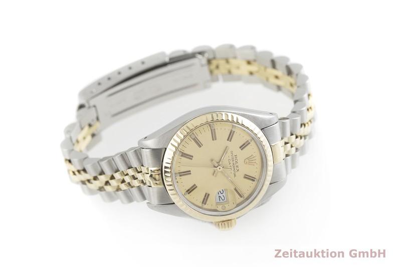 gebrauchte Luxusuhr Rolex Date Stahl / Gold Automatik Kal. 2030 Ref. 6917  | 2001975 _0