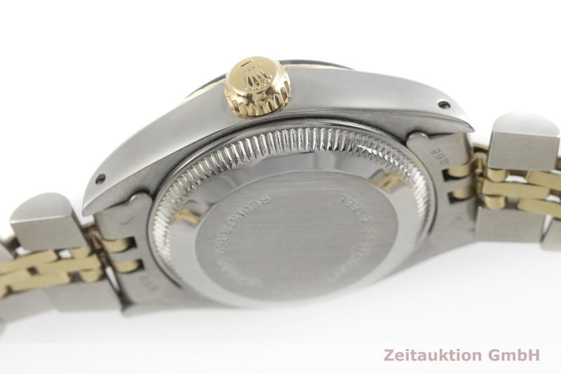 gebrauchte Luxusuhr Rolex Date Stahl / Gold Automatik Kal. 2030 Ref. 6917  | 2001975 _1
