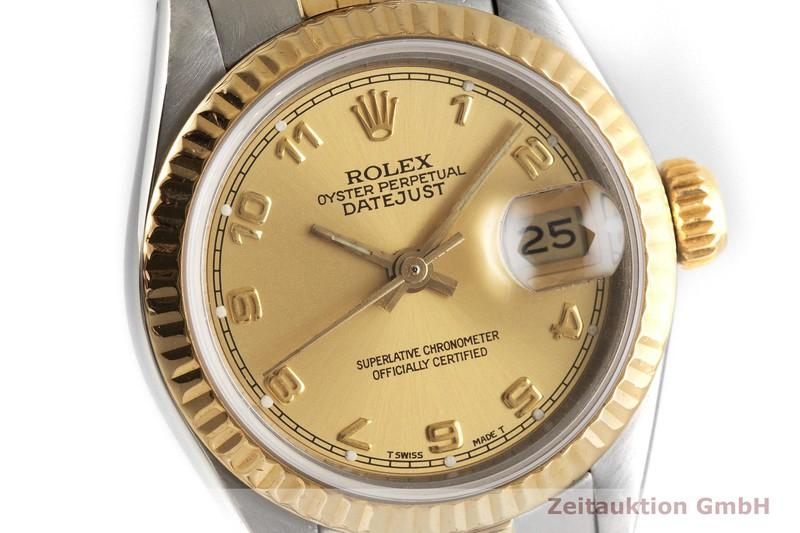gebrauchte Luxusuhr Rolex Datejust Stahl / Gold Automatik Kal. 2135 Ref. 69173  | 2001978 _0
