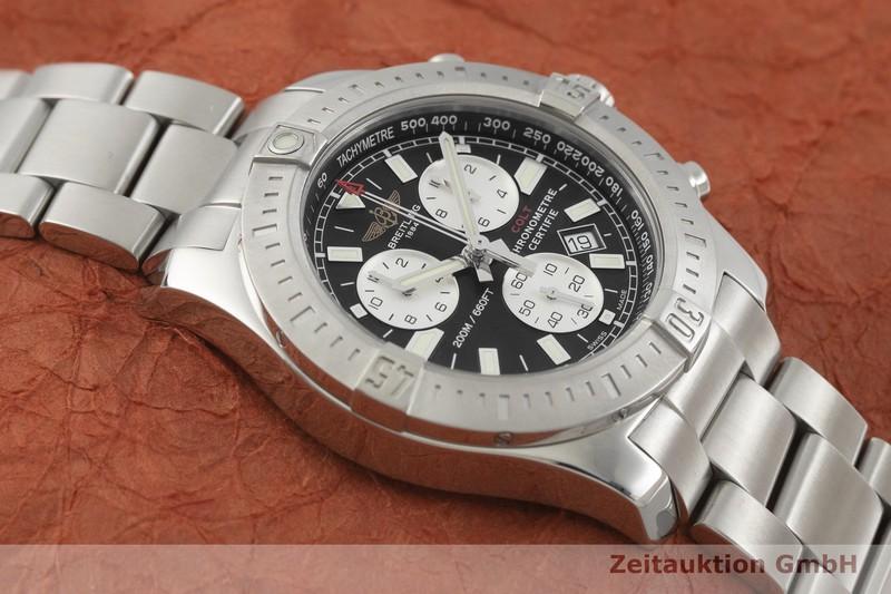 gebrauchte Luxusuhr Breitling Colt Chronograph  Chronograph Stahl Quarz Kal. B73 Ref. A73388  | 2001981 _1