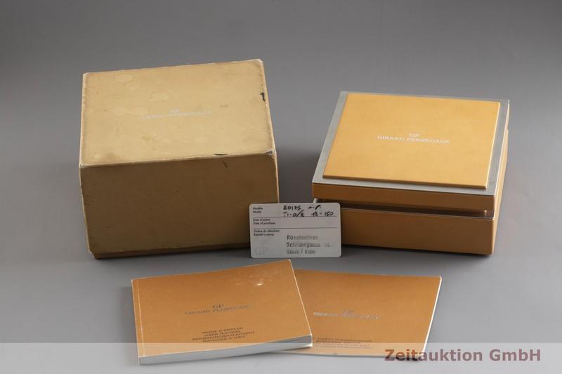 gebrauchte Luxusuhr Girard Perregaux Laureato Chronograph Titan Automatik Kal. 33CO.AK Ref. 80175 LIMITED EDITION | 2001984 _0