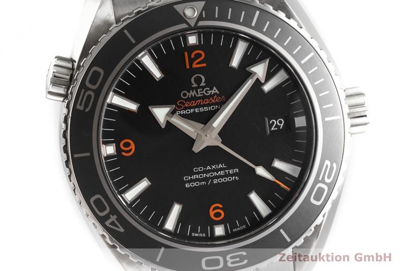gebrauchte Luxusuhr Omega Seamaster Stahl Automatik Kal. 8500 Ref. 168.1672  | 2002007 _0