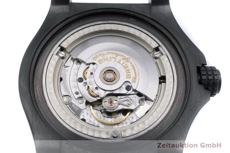 gebrauchte Luxusuhr Breitling Avenger Seawolf Stahl Automatik Kal. B17, ETA 2824-2 Ref. M17330 LIMITED EDITION | 2002025 _0