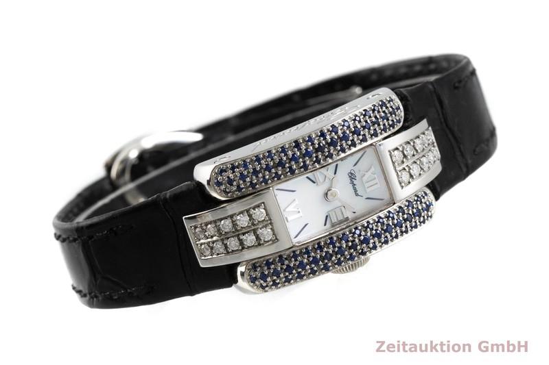 gebrauchte Luxusuhr Chopard La Strada Stahl Quarz Kal. ETA 901.001 Ref. 41/8443  | 2002026 _0