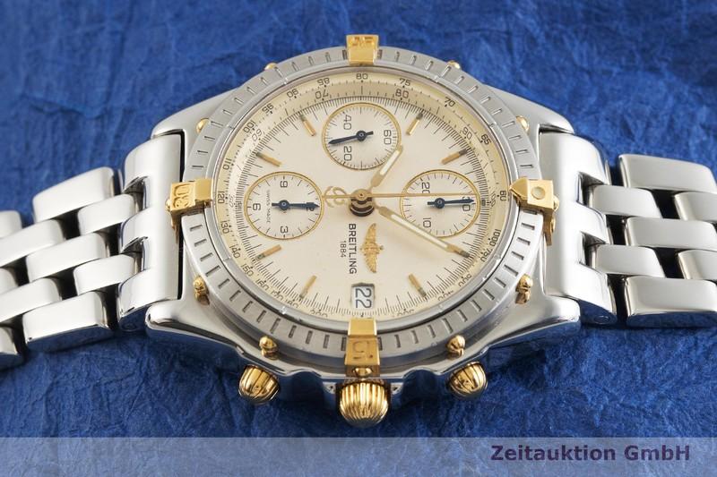 gebrauchte Luxusuhr Breitling Chronomat Chronograph Stahl vergoldet Automatik Kal. B13, ETA 7750 Ref. B13050 LIMITED EDITION | 2002031 _0