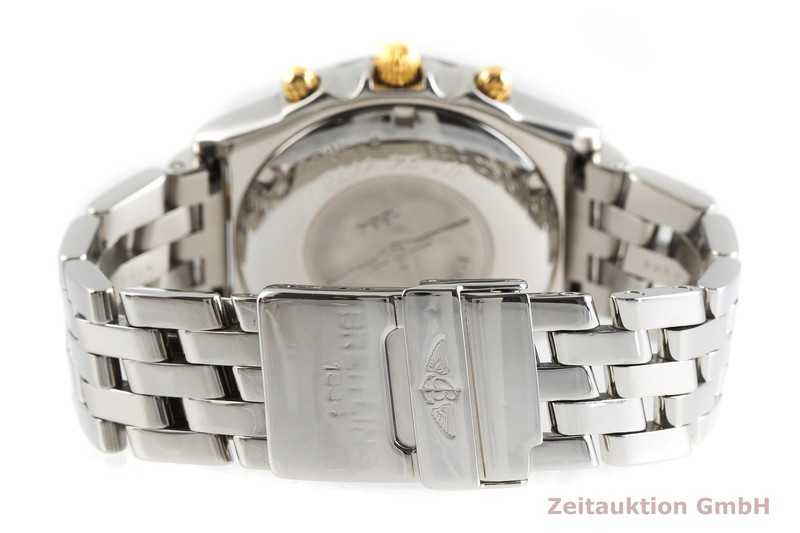gebrauchte Luxusuhr Breitling Chronomat Chronograph Stahl vergoldet Automatik Kal. B13, ETA 7750 Ref. B13050 LIMITED EDITION | 2002031 _1