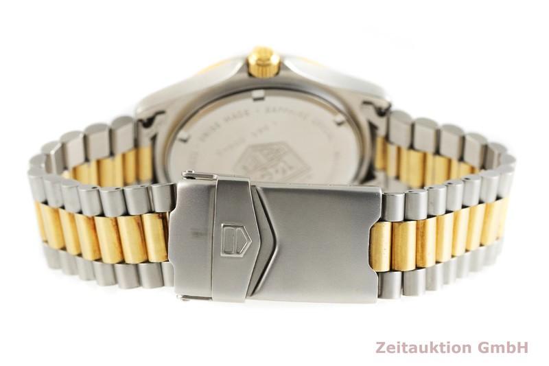 gebrauchte Luxusuhr Tag Heuer Professional Stahl vergoldet Quarz Kal. ETA 955.112 Ref. 964.006-2  | 2002033 _0