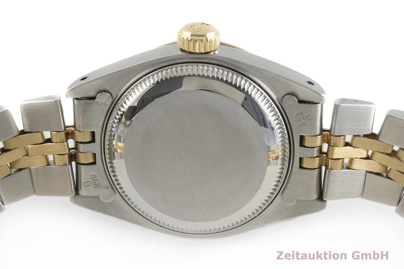 gebrauchte Luxusuhr Rolex Datejust Stahl / Gold Automatik Kal. 2135 Ref. 69173  | 2002039 _0