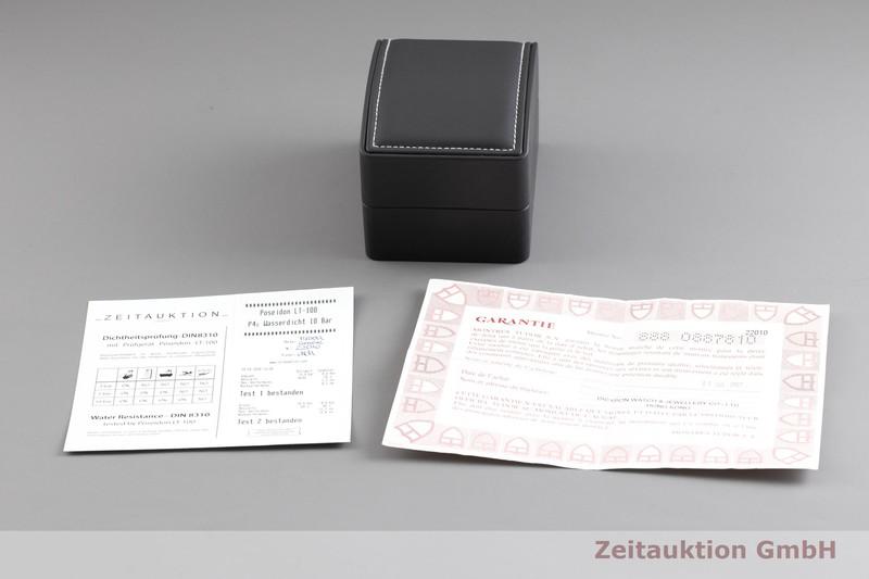 gebrauchte Luxusuhr Tudor Classic Date Stahl Automatik Kal. ETA 2671 Ref. 22010  | 2002041 _0