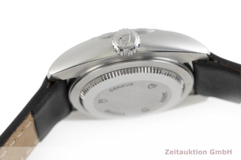 gebrauchte Luxusuhr Tudor Classic Date Stahl Automatik Kal. ETA 2671 Ref. 22010  | 2002041 _1