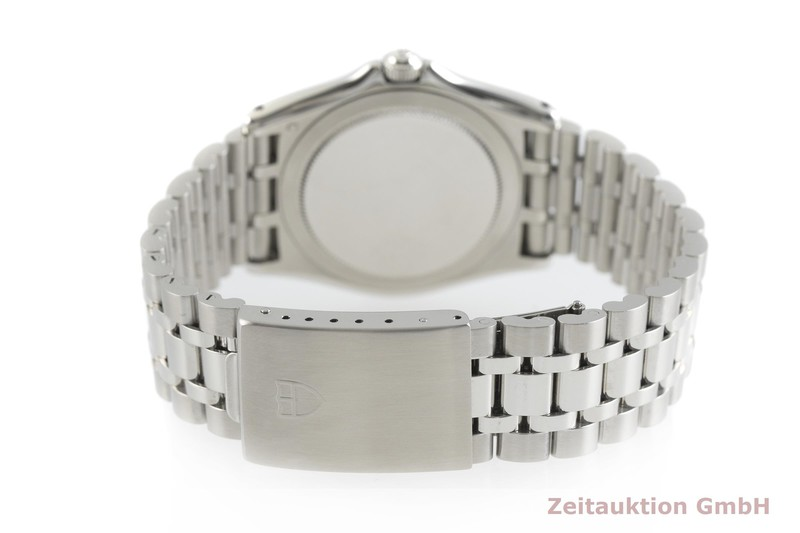 gebrauchte Luxusuhr Tudor Monarch Stahl Quarz Kal. ETA 255.411 Ref. 15630    2002042 _0