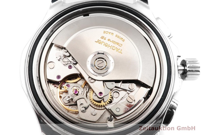 gebrauchte Luxusuhr Tag Heuer Aquaracer Chronograph Stahl Automatik Kal. 16, ETA 7750 Ref. CAP2110  | 2002046 _0