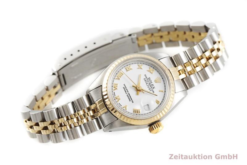 gebrauchte Luxusuhr Rolex Datejust Stahl / Gold Automatik Kal. 2030 Ref. 6917  | 2002055 _0