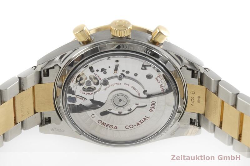 gebrauchte Luxusuhr Omega Speedmaster Chronograph Stahl / Gold Automatik Kal. 9300 Ref. 331.20.42.51.02.001 VINTAGE  | 2002058 _0