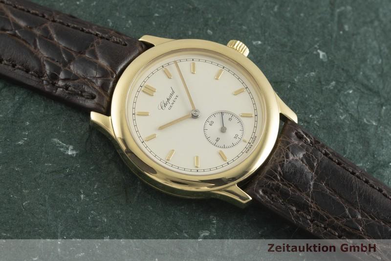 gebrauchte Luxusuhr Chopard Classic 18k Gold Handaufzug Kal. 818/3 Ref. 1168  | 2002066 _1