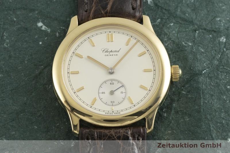 gebrauchte Luxusuhr Chopard Classic 18k Gold Handaufzug Kal. 818/3 Ref. 1168    2002066 _1