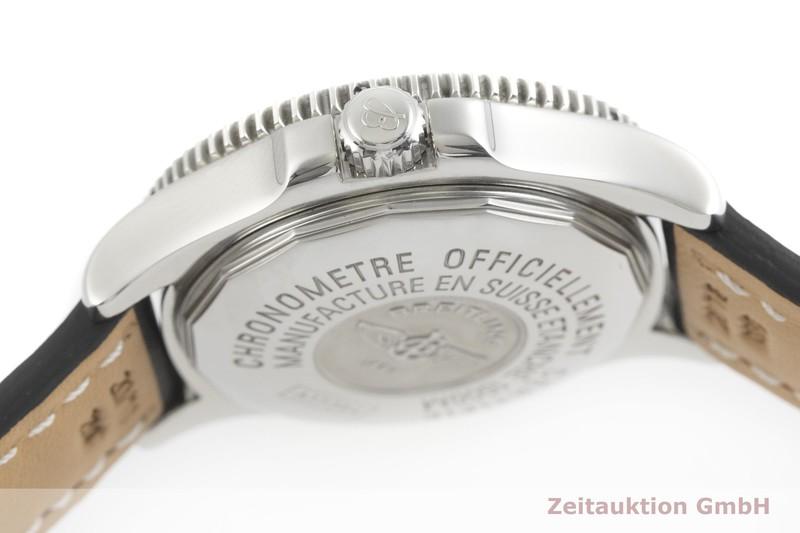gebrauchte Luxusuhr Breitling Superocean Stahl Automatik Kal. B17, ETA 2824-2 Ref. A17364  | 2002105 _0