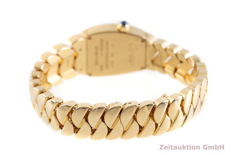 gebrauchte Luxusuhr Cartier La Dona 18k Gold Quarz Kal. 059 Ref. 2903  | 2002111 _1