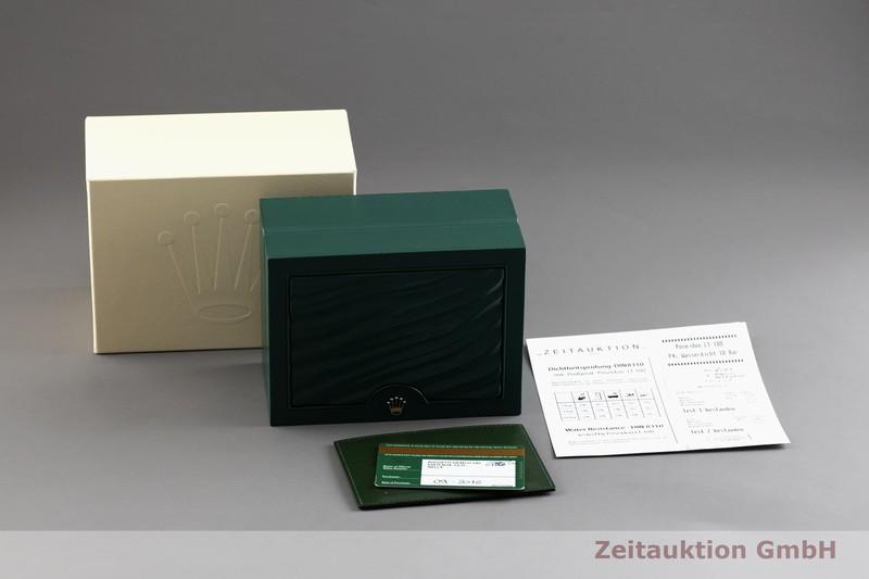 gebrauchte Luxusuhr Rolex Oyster Perpetual Stahl Automatik Kal. 3130 Ref. 114200  | 2002112 _0