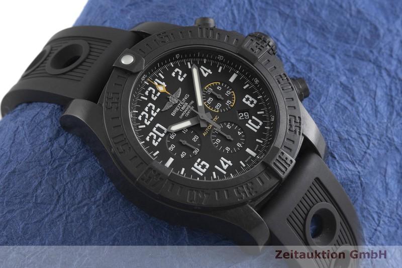 gebrauchte Luxusuhr Breitling Avenger Chronograph Breitlight Automatik Kal. B01 Ref. XB1210  | 2002115 _1
