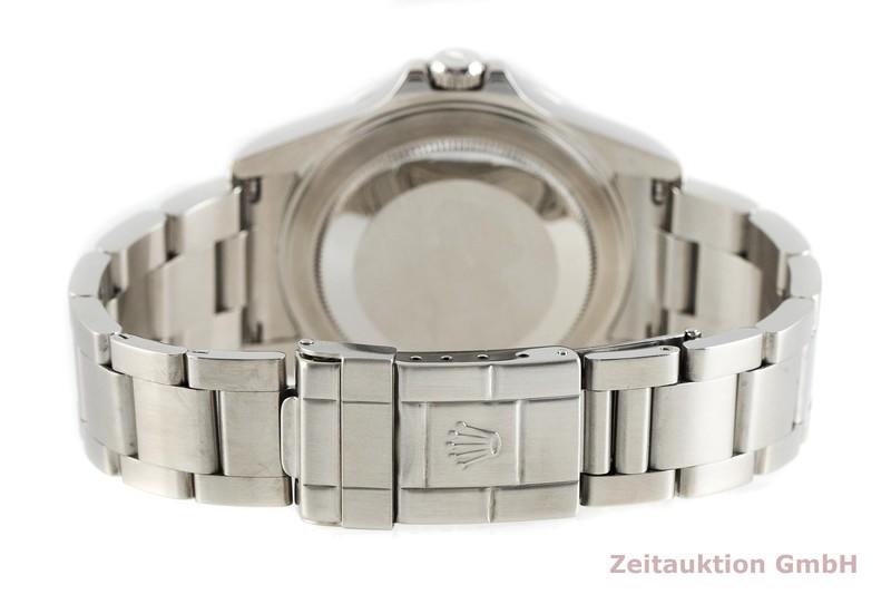 gebrauchte Luxusuhr Rolex Explorer II Stahl Automatik Kal. 3185 Ref. 16570T  | 2002117 _1