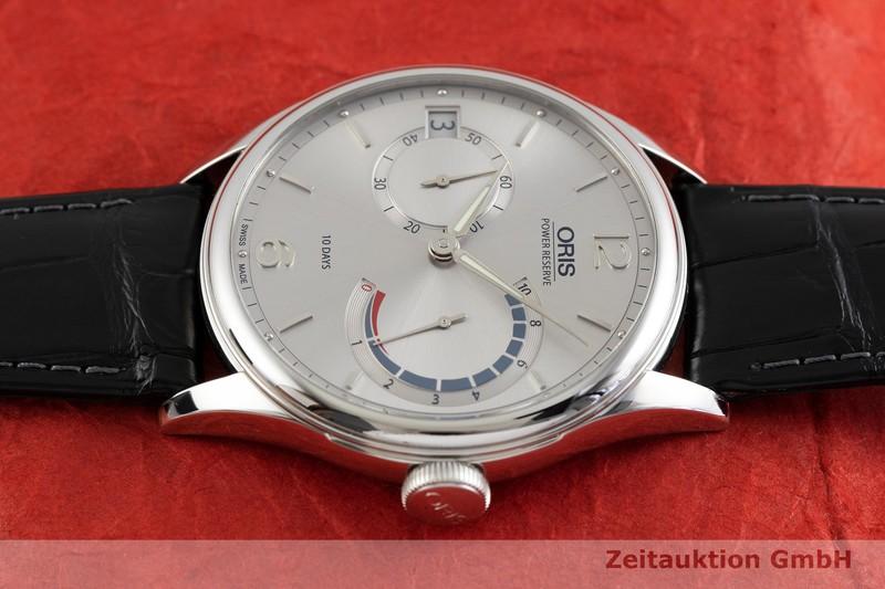 gebrauchte Luxusuhr Oris Artelier Stahl Handaufzug Kal. 111 Ref. 0111177004061  | 2002119 _0