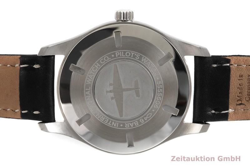 gebrauchte Luxusuhr IWC Mark XVIII Stahl Automatik Kal. C30110 Ref. IW327001  | 2002120 _0
