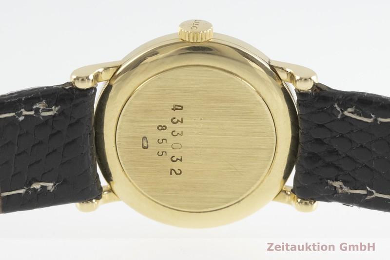 gebrauchte Luxusuhr Chopard Geneve 18k Gold Quarz Kal. ETA 280.002 Ref. 12/7271    2002126 _0