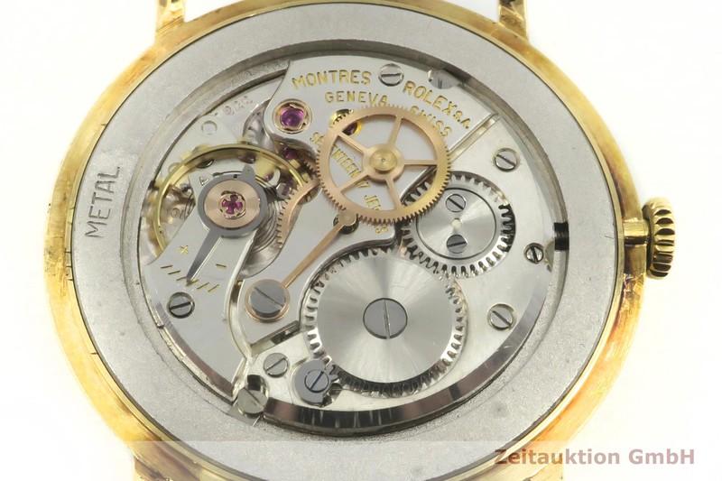gebrauchte Luxusuhr Rolex Precision 18k Gold Handaufzug Kal. 1210 Ref. 9659  | 2002146 _0