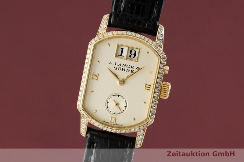 gebrauchte Luxusuhr A. Lange & Söhne Arkade 18k Gold Handaufzug Kal. L.911.4    2002154 _0