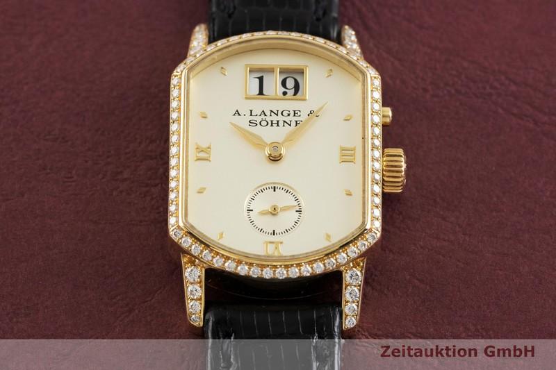 gebrauchte Luxusuhr A. Lange & Söhne Arkade 18k Gold Handaufzug Kal. L.911.4    2002154 _1