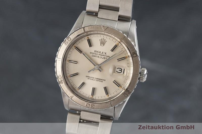 gebrauchte Luxusuhr Rolex Datejust Stahl / Weissgold Automatik Kal. 3035 Ref. 16250  | 2002158 _0