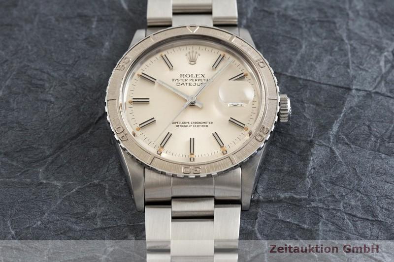 gebrauchte Luxusuhr Rolex Datejust Stahl / Weissgold Automatik Kal. 3035 Ref. 16250  | 2002158 _1