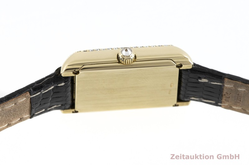 gebrauchte Luxusuhr Corum Goldbarren 18k Gold Handaufzug Kal. 846    2002172 _1