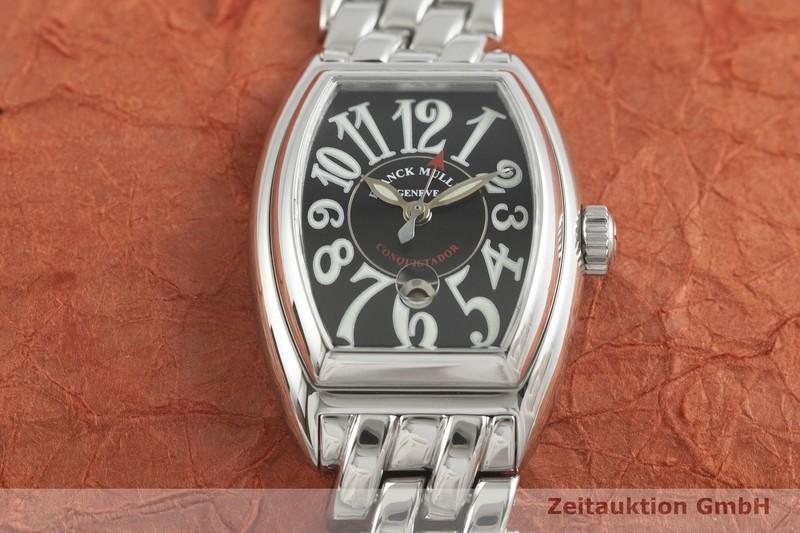 gebrauchte Luxusuhr Franck Muller Conquistador Stahl Automatik Ref. 8001LSC  | 2002173 _1