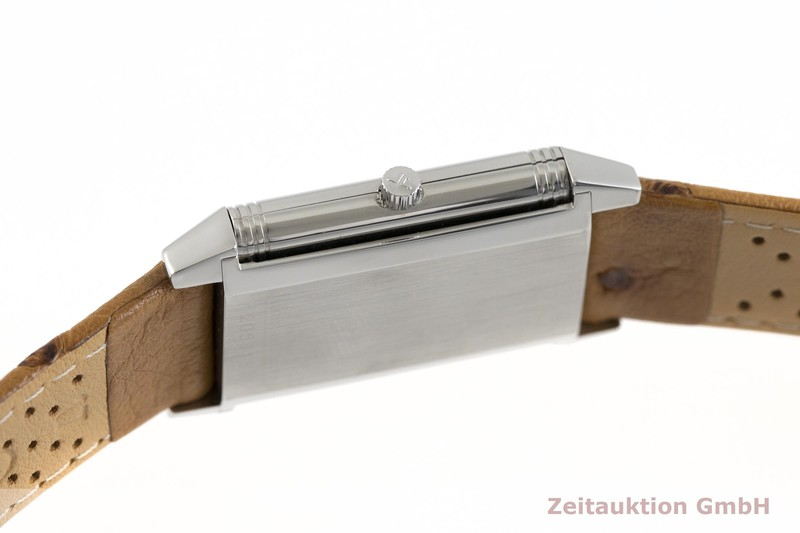 gebrauchte Luxusuhr Jaeger LeCoultre Reverso Stahl Handaufzug Kal. 871 Ref. 250.8.86  | 2002174 _0
