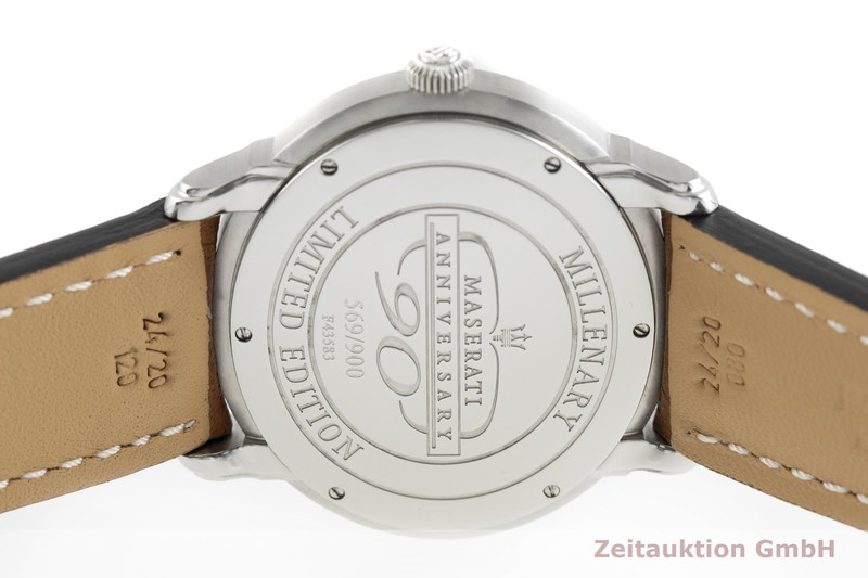 gebrauchte Luxusuhr Audemars Piguet Millenary Stahl Automatik Kal. 2329 Ref. 26150ST.OO.D084CU.01 LIMITED EDITION   2002177 _0