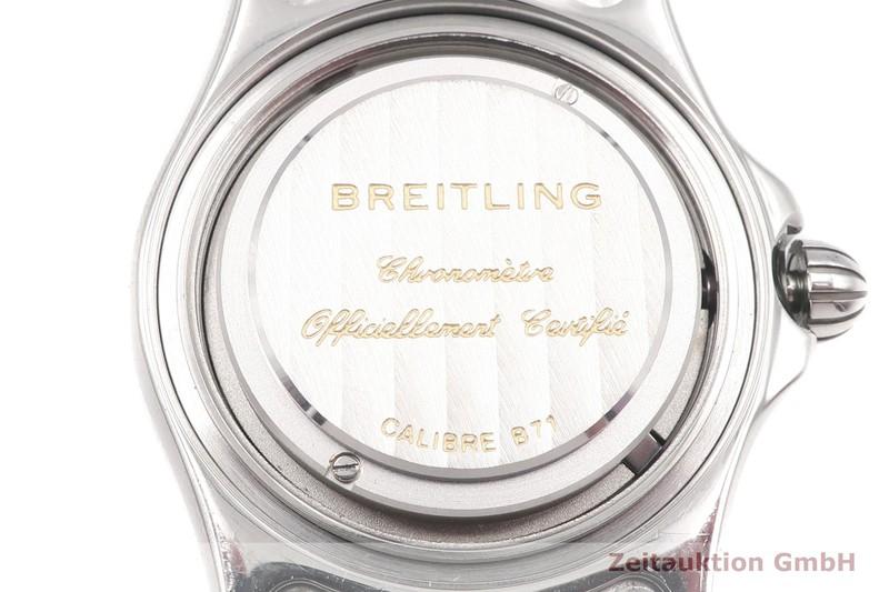gebrauchte Luxusuhr Breitling Starliner Stahl Quarz Kal. B71, ETA 956.652 Ref. A71340  | 2002184 _0