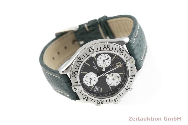 gebrauchte Luxusuhr Breitling Colt Chronograph  Chronograph Stahl Quarz Kal. B53, ETA 251.262 Ref. A53035    2002207 _0