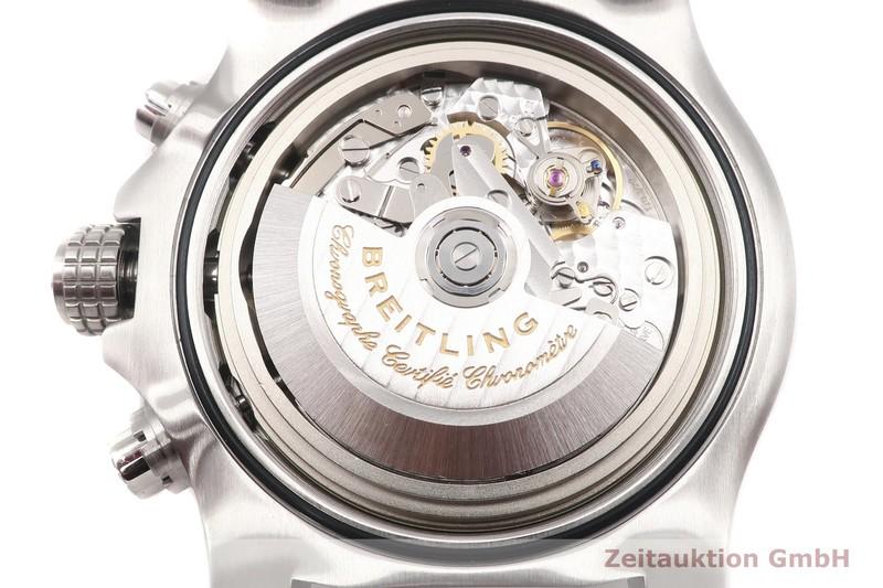 gebrauchte Luxusuhr Breitling Avenger Chronograph Stahl Automatik Kal. Sellita SW500 Ref. A13317  | 2002212 _0