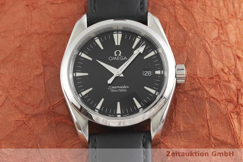 gebrauchte Luxusuhr Omega Seamaster Stahl Quarz Kal. 1538 Ref. 196.1114  | 2002217 _1