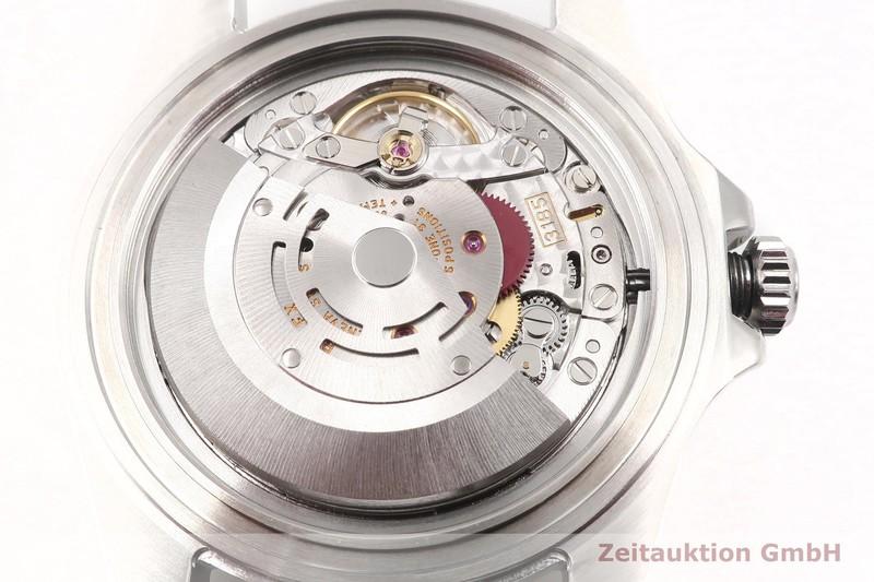 gebrauchte Luxusuhr Rolex GMT Master II Stahl Automatik Kal. 3185 Ref. 16710T  | 2002223 _0