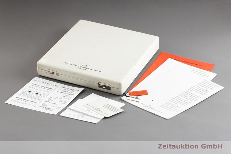 gebrauchte Luxusuhr IWC Da Vinci Chronograph Stahl Automatik Kal. C.79261 Ref. 3750  | 2002225 _0
