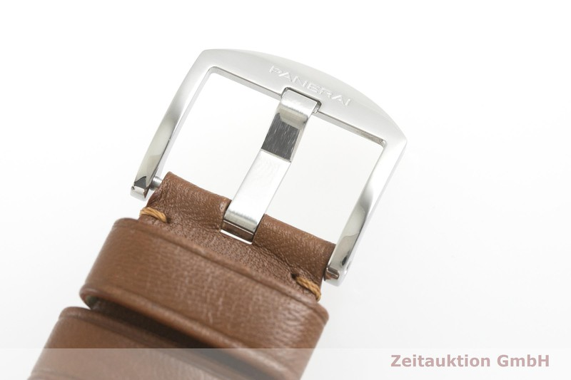 gebrauchte Luxusuhr Panerai Luminor Marina Stahl Handaufzug Kal. ETA 6497-2 Ref. OP6318 LIMITED EDITION | 2002231 _1