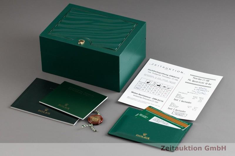 gebrauchte Luxusuhr Rolex Datejust Stahl / Gold Automatik Kal. 3136 Ref. 116333  | 2002233 _0