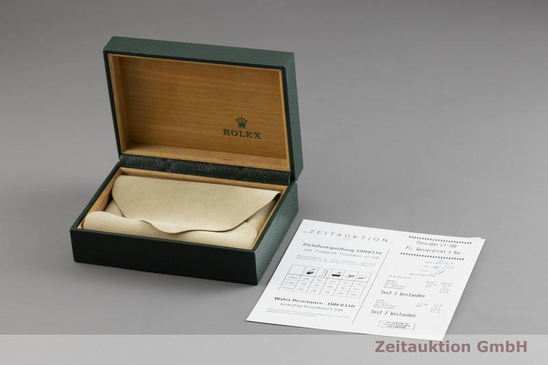 gebrauchte Luxusuhr Rolex Datejust Stahl / Weissgold Automatik Kal. 3135 Ref. 16234    2002234 _0