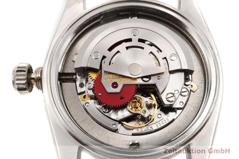 gebrauchte Luxusuhr Rolex Datejust Stahl / Weissgold Automatik Kal. 2030 Ref. 6827    2002235 _0