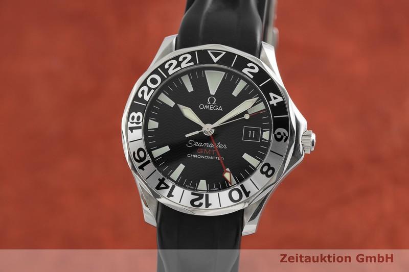 gebrauchte Luxusuhr Omega Seamaster Stahl Automatik Kal. 1128 Ref. 168.1613, 368.1613  | 2002243 _0